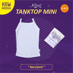 Kazel - Tanktop MINI (6 pcs/Pack)