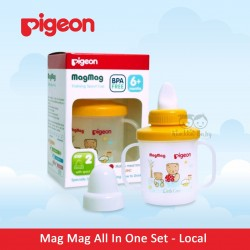 Pigeon - Mag Mag All In One Set - Local