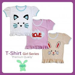 Aruchi - T-shirt (3 pcs/pack) -  Girl Series