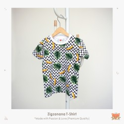 Little Jack - Zigzanana T-Shirt