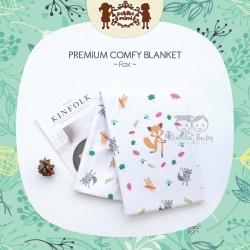 Petite Mimi - Premium Comfy Blanket - Fox