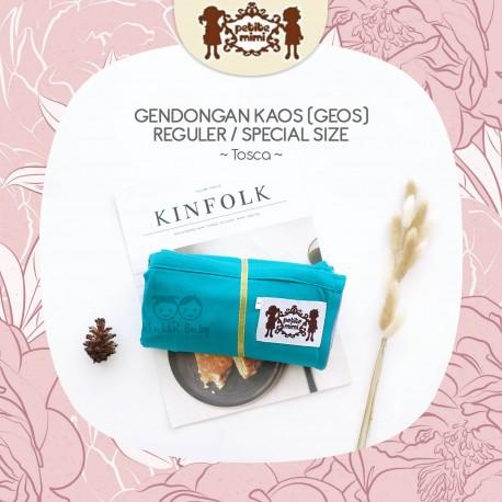 Petite Mimi - Gendongan Kaos (GEOS) - Special Size - Tosca