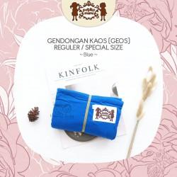 Petite Mimi - Gendongan Kaos (GEOS) - Special Size - Blue