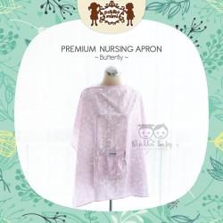 Petite Mimi - Premium Nursing Apron - Butterfly