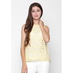 Veyl Women - Elsa Top - Yellow