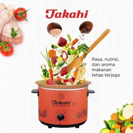 Takahi - Slow Cooker 1.2 L Heat Resistant