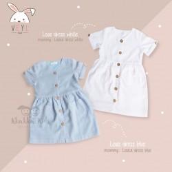 Veyl Kids - Louis Dress White