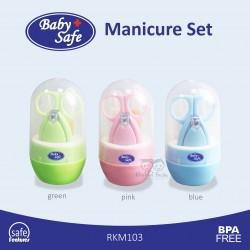 Baby Safe - Manicure Set RKM103