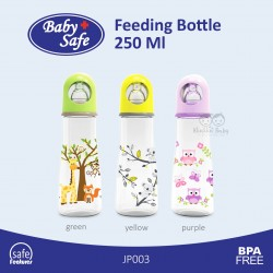 Baby Safe - Feeding Bottle JP003 - 250ML