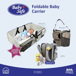 Baby Safe - Foldable Baby Carrier - FC001