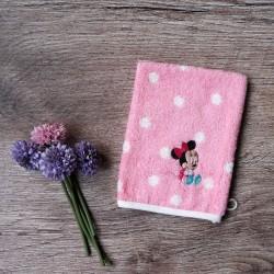 Little Palmerhaus - 1Pcs Disney Washmitt  [1Pcs] - Minnie Polka