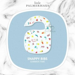 Little Palmerhaus - Snappy Bibs - Summer Time