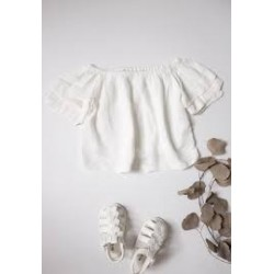 Veyl Kids - Julie Top - White