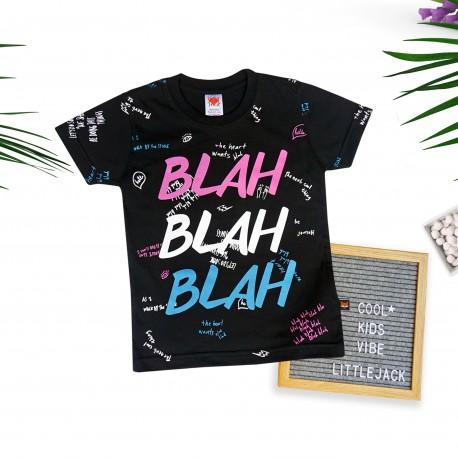 Little Jack - Blah blah blah T-shirt (Adult)