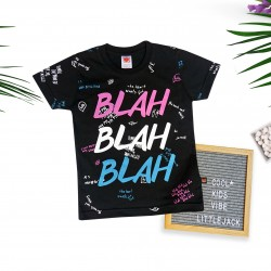Little Jack - Blah blah blah T-shirt