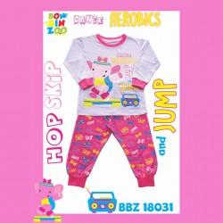 Bonbinzoo - Piyama Elephant Aerobic