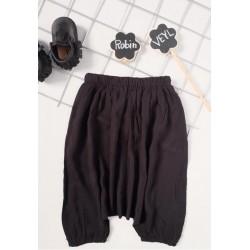 Veyl Kids - R-Ollie Cullote Pants - Black
