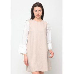 Veyl Women - Heather Dress - Cream