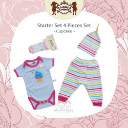 Petite Mimi - Starter Set 4 Pieces Set - Cupcake