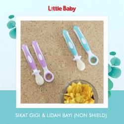 Little Baby - Sikat Gigi & Lidah Bayi (non shiled)