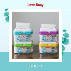 Little Baby - Box 3 in 1