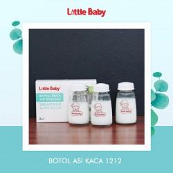 Little Baby - Botol ASI Kaca 1212