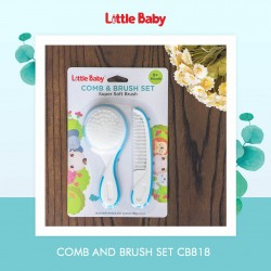 Little Baby - Comb and Brush Set CB818