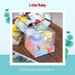 Little Baby - Botol ASI Plastik 0216