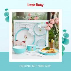 Little Baby - Feeding Set Non Slip