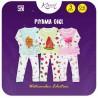 Kazel - Piyama (3 set/pack) -  Girl Watermelon Edition