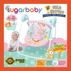 Sugarbaby - Gold Edition Premium Swing Bouncer