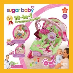 Sugarbaby - 10 in 1 Premium Rocker