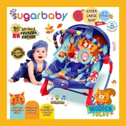 Sugarbaby - New 10 in 1 Premium Rocker [New Motif]