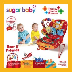 Sugarbaby - Premium Healthy Bouncher 3 Recline