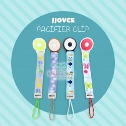 JJOVCE - Pacifier Clip