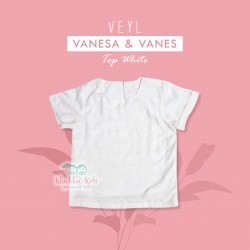 Veyl Kids - Vanes Top White