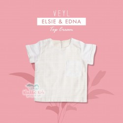 Veyl Kids - Edna Top Cream