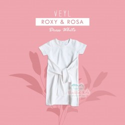 Veyl - Roxy Dress - White