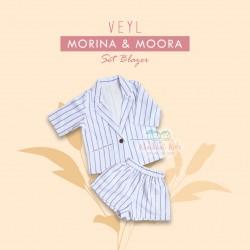 Veyl Kids - Moora Set Blazer (Setelan)