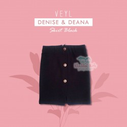 Veyl Kids - Deana Skirt Black