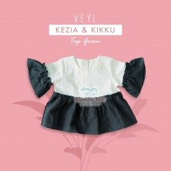 Veyl - Kikku Top - Green
