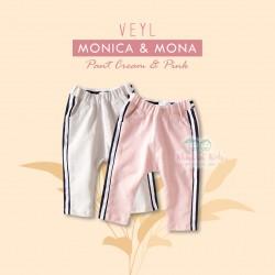Veyl - Mona Pant - Cream