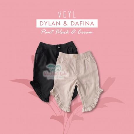 Veyl - Dylan Pant - Black