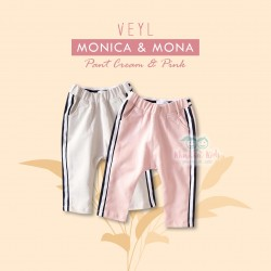 Veyl - Monica Pant - Cream