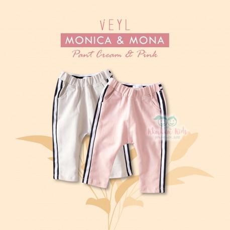 Veyl - Monica Pant - Cream