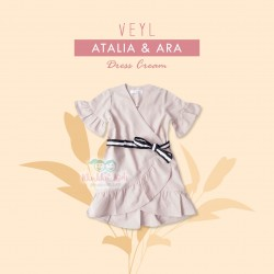 Veyl - Ara Dress - Cream
