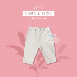 Veyl Kids - Lycia Pant - Cream