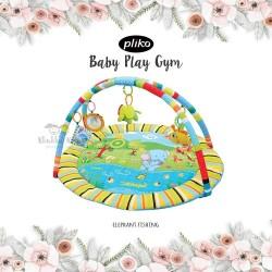 Pliko - Baby Play Gym - Elephant Fishing