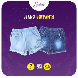 Jobel - Jeans HotPants (2 pcs/pack)