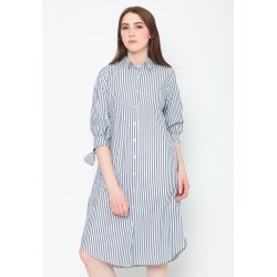 Veyl - Zhila Dress - Stripes